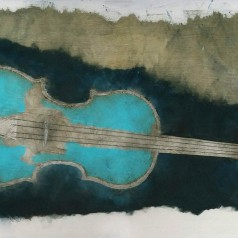 The Blue Violin