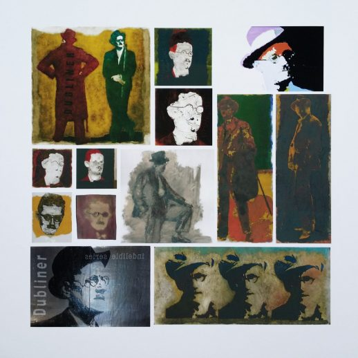 James Joyce – Giclée Edtn